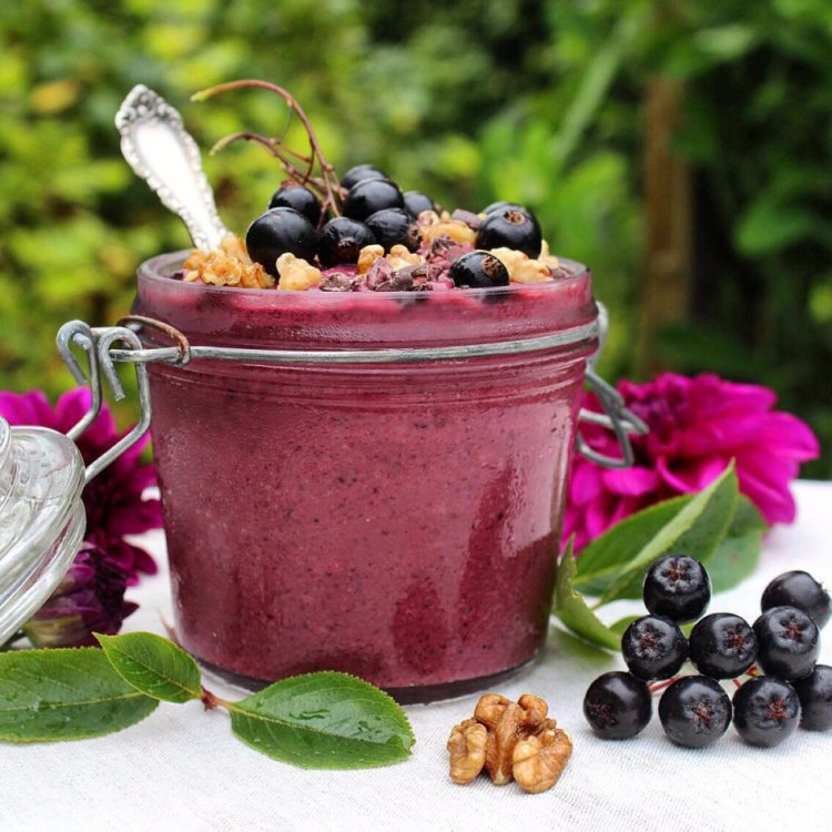 Power smoothie bowl - Mad med glød