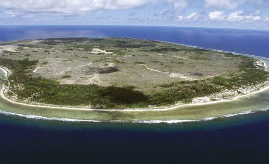 nauru: ground zero for global warming