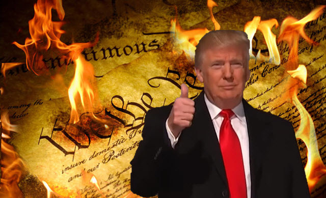 Image result for trump constitutional crisis