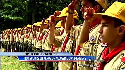Alex Jones: 'The Boy Scouts Of America Is A Pedophile