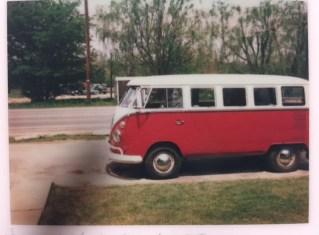 VW Bus - van life