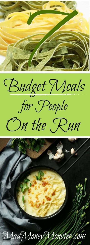 Budget-Friendly Meals | Budget Meals | Budget Recipes | Cheap Recipes | Frugal Recipes via @MadMoneyMonster