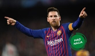 Lionel Messi: Argentine star agrees deal worth €700m with Manchester City