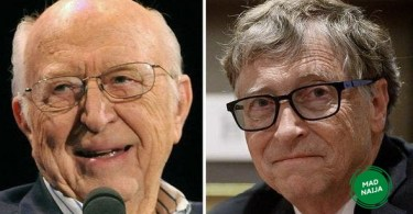 Bill Gates Sr. is Dead, father of Microsoft billionaire dies aged 94