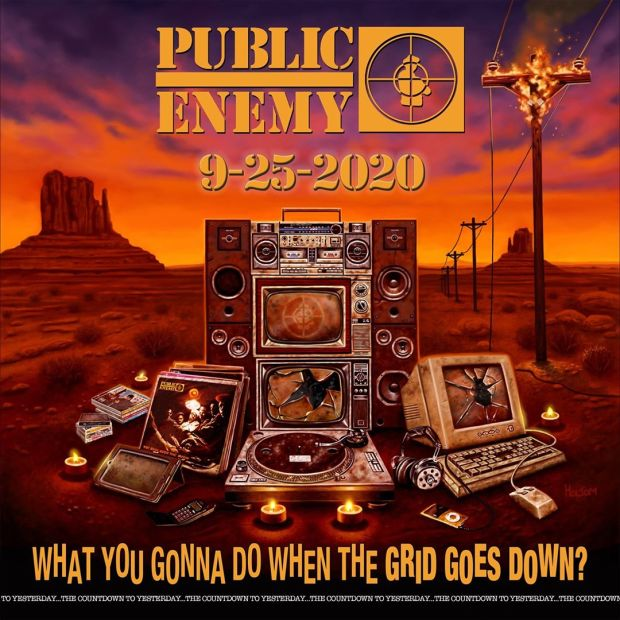 Public Enemy Ft. The Imposseb – Rest In Beats