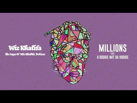 Wiz Khalifa ft. A Boogie Wit da Hoodie – Millions
