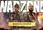 MC Davo & Dharius – WARZONE FREESTYLE