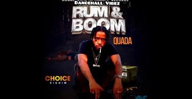 Quada – Rum & Boom
