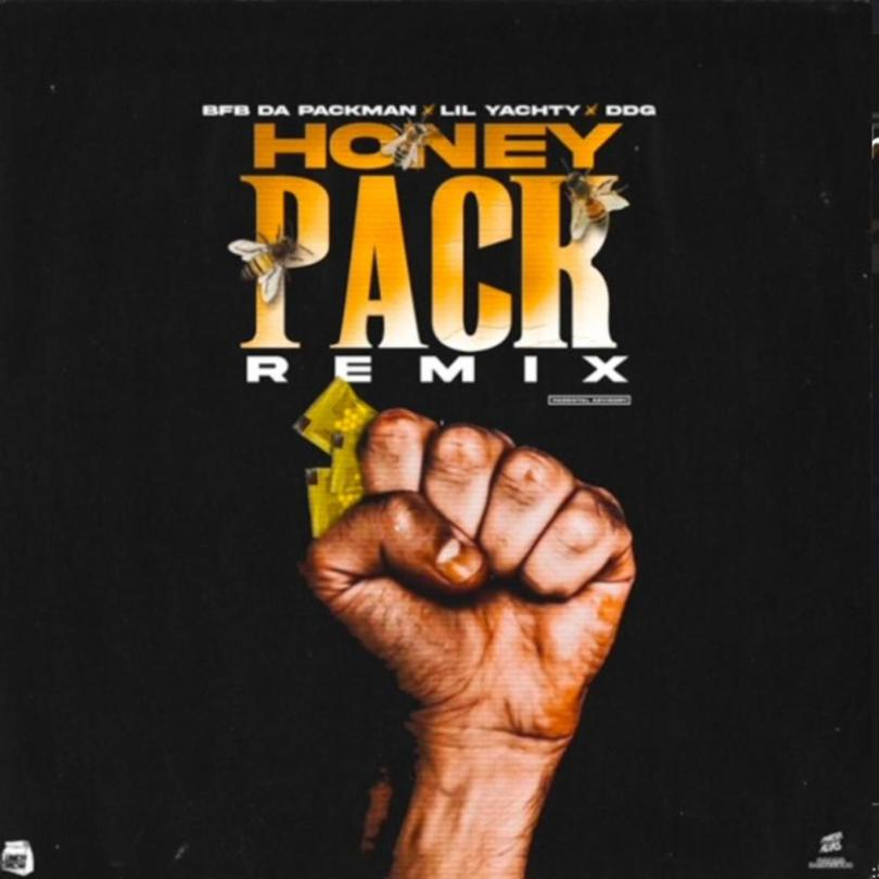 Bfb Da Packman Ft. Lil Yachty & DDG – Honey Pack (Remix)