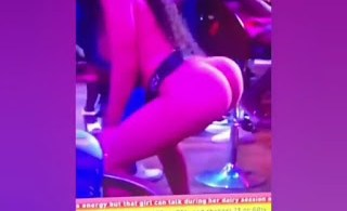 Mercy of BBnaija Goes Pant-less, Twerks During Night Party [HOT VIDEO]