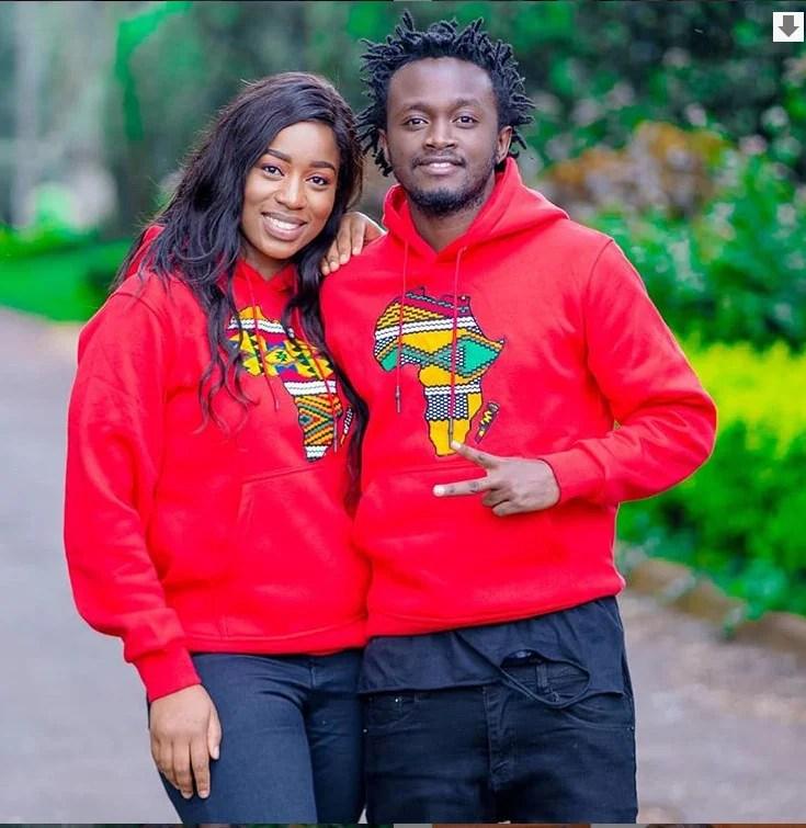 Diana and Bahati (Instagram)