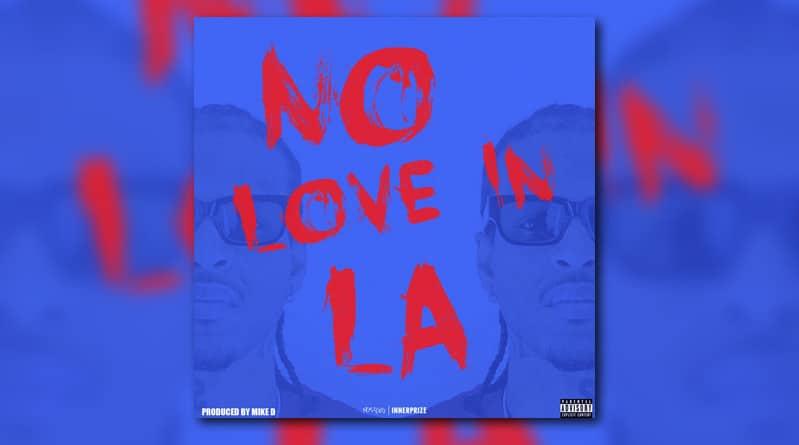 EP: G Perico – No Love In LA
