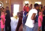 Pastor kisses his Female members During Deliverance in church