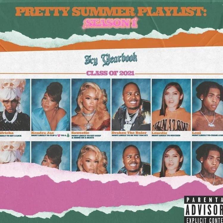 ALBUM: Saweetie – Pretty Summer Playlist: Season 1 EP