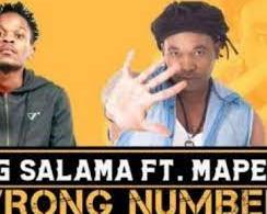 King Salama – Phone ft. Mapele