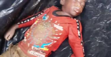 C/R: 4 Year Old Boy Suspected To Be Killed And Dumped In A Stagnant Water At Nkwanta 2