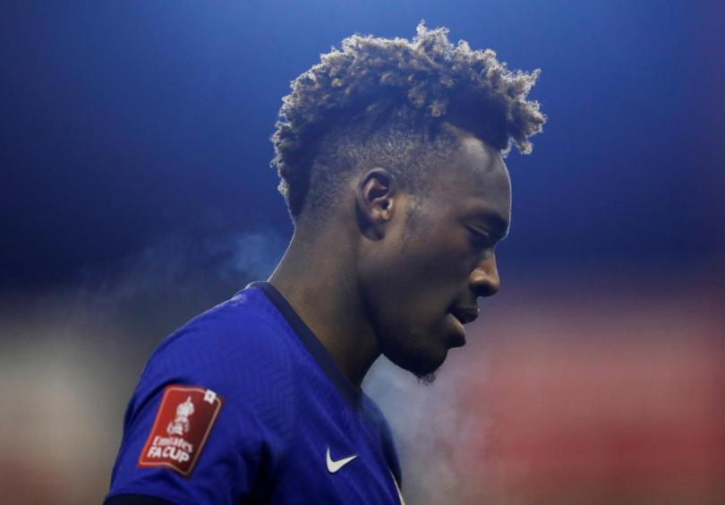 Chelsea stars 'shocked' by Thomas Tuchel's snub of Tammy Abraham with  striker dumped from squad for Man City clash