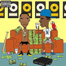 Young Dolph, Key Glock – A Goat & A Dolphin