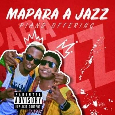 Mapara A Jazz – Madumane ft Ntosh Gazi