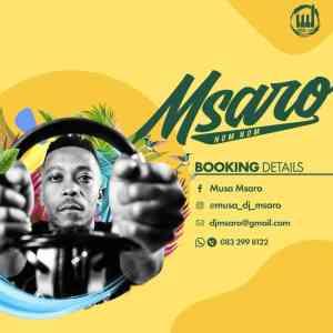 Msaro – Groove Cartel (Heritage Day Mix)