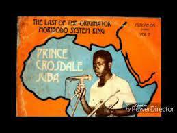 Prince crosdale Juba - Anamokonren Medely