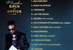 Album: Mayorkun – Back In Office Zip File