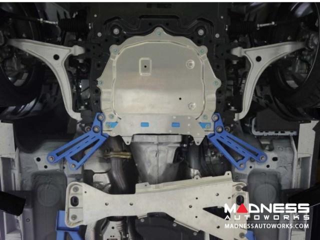 Mazda - Mazda Miata Chassis Power Brace by Cusco - Front ...