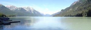 """Chilkoot Lake"" bei Haines (Alaska, USA)"