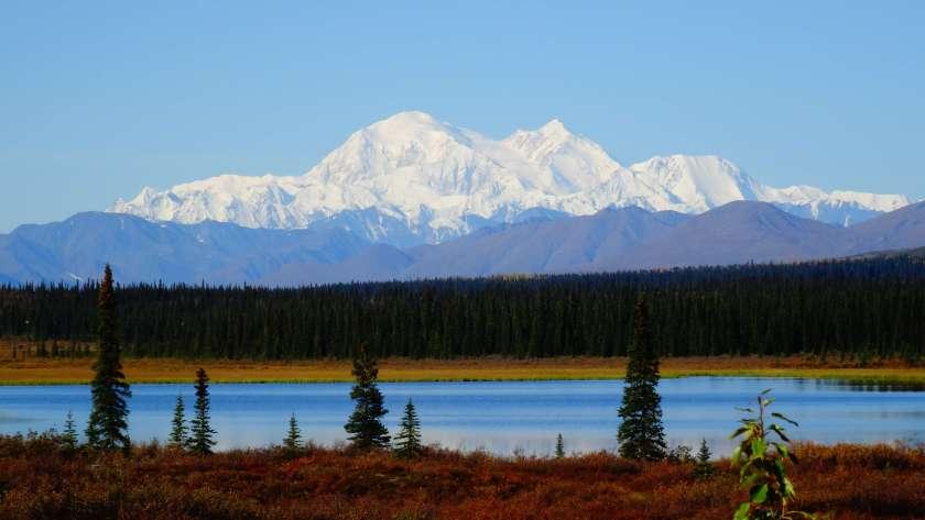 """Bye Bye """"Mount Denali"""" (Alaska, USA)"""