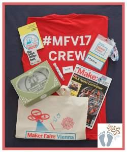 """Goodies von der """"Maker Faire Vienna"""""""