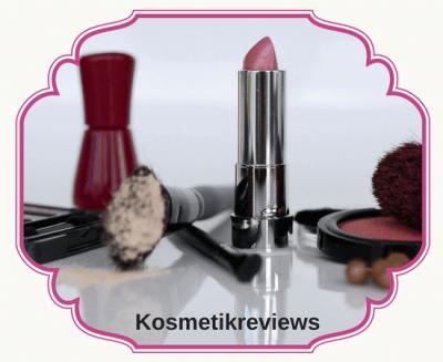 Mit einem Klick kommst zu den Kosmetikreviews