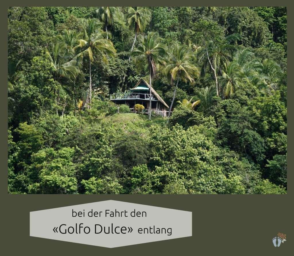 Haus von Prof. Michael Schnitzler - entdeckt bei der Fahrt den «Golfo Dulce» entlang {Reisetagebuch Costa Rica: Tag 15}