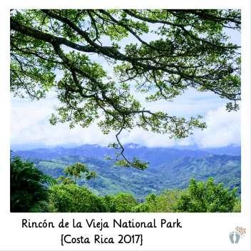 Wanderung im «Rincón de la Vieja National Park» {Costa Rica 2017}