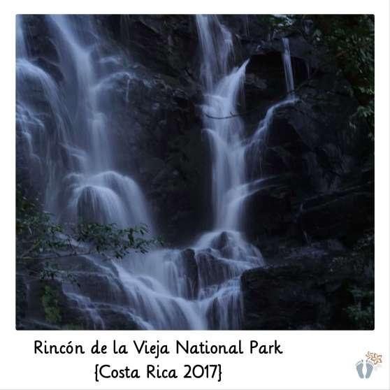 Wasserfall im «Rincón de la Vieja National Park» {Costa Rica 2017}