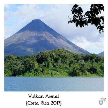 «Vulkan Arenal» {Costa Rica 2017}