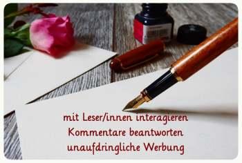 Meine Blogstory zur Blogparade «Warum bloggen?»: Empfehlungen | Fotocredit @ pixabay - Bru-nO