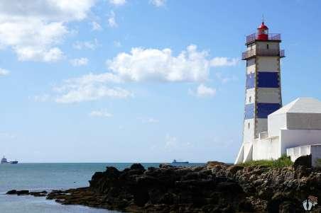 Ausflug nach «Cascais»: Leuchtturm «Santa Marta» {Reisetagebuch Lissabon: Tag 03}