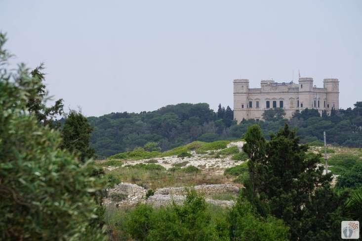Reisetagebuch Malta: Tag 02: «Verdala Palace» bei «Buskett Gardens»