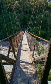 «Douglas Bridge» {Reisetagebuch «Roadtrip durch Neuseeland mit dem Bus»: «Franz Josef Gletscher}