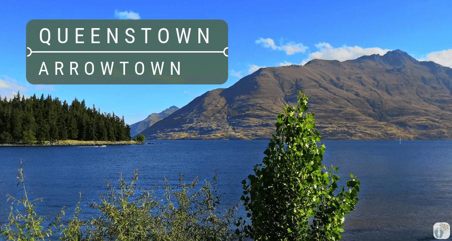 Wanderungen und Sonstiges in «Queenstown» und «Arrowtown» {Reisetagebuch «Roadtrip durch Neuseeland mit dem Bus»}