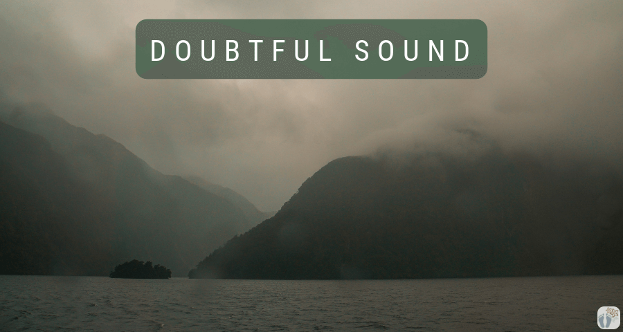«Doubtful Sound» {Reisetagebuch «Roadtrip durch Neuseeland mit dem Bus»: «Doubtful Sound Overnight Cruises»}