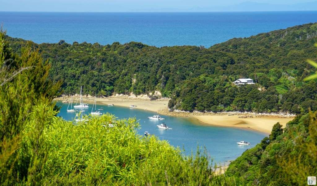 «Abel Tasman National Park» {Reisetagebuch «Roadtrip durch Neuseeland mit dem Bus»}