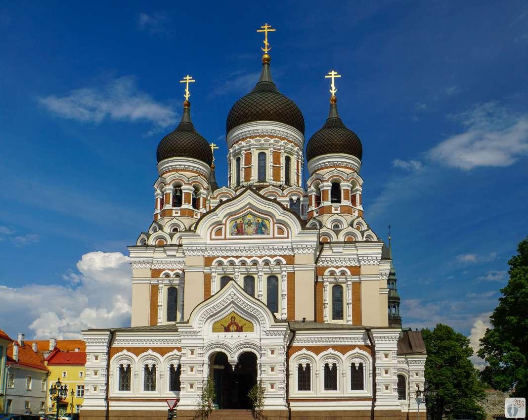 Alexander Newski Kathedrale-Aleksander Nevski Katedraal_Tallinn - Estland