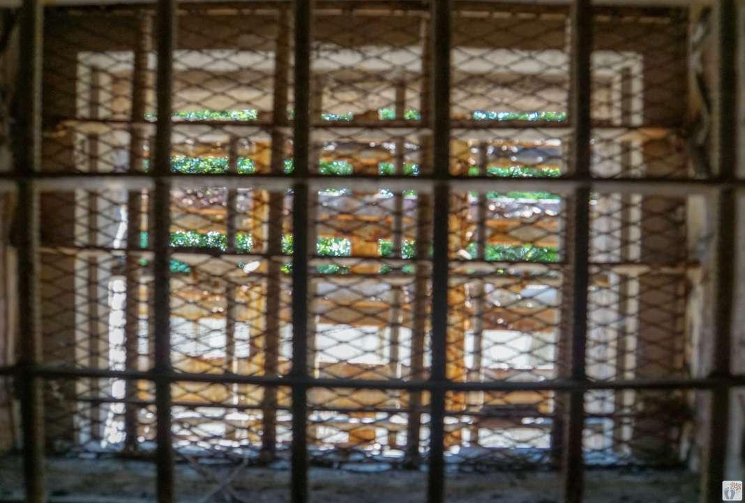 im Gefängnis Patarei_Tallinn - Estland