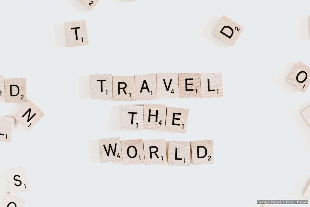 Scrabble #travel the world# (Reisetagebuch «Thailand als Alleinreisende ohne Roller entdecken»)