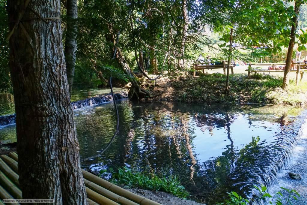 in der Nähe der Sai Ngam Hot Springs - Pai (Reisetagebuch «Thailand als Alleinreisende ohne Roller entdecken»)