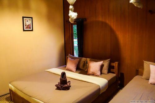 The Nest House in Pai - Zimmer (Reisetagebuch «Thailand als Alleinreisende ohne Roller entdecken»)
