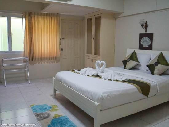 Maria Room for Rent in Hua Hin - Zimmer (Reisetagebuch «Thailand als Alleinreisende ohne Roller entdecken»)