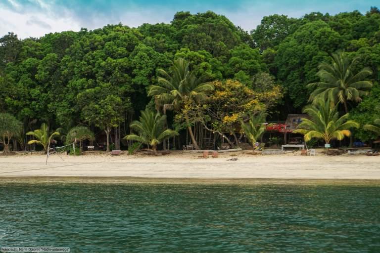 Sunset Bungalow auf Ko Chang Ranong (Reisetagebuch «Thailand als Alleinreisende ohne Roller entdecken»)