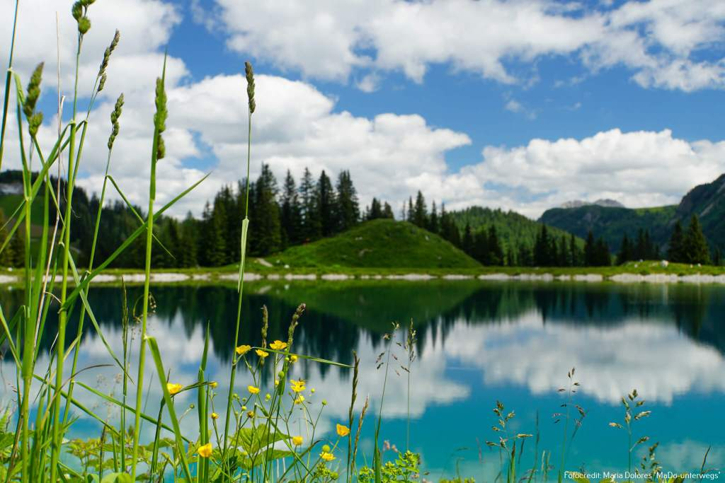 St. Johann im Pongau: Gernkogel Wanderung - Sonntagskogel Speichersee [10 Tage Roadtrip Salzburg]